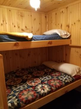 The other Bunk room